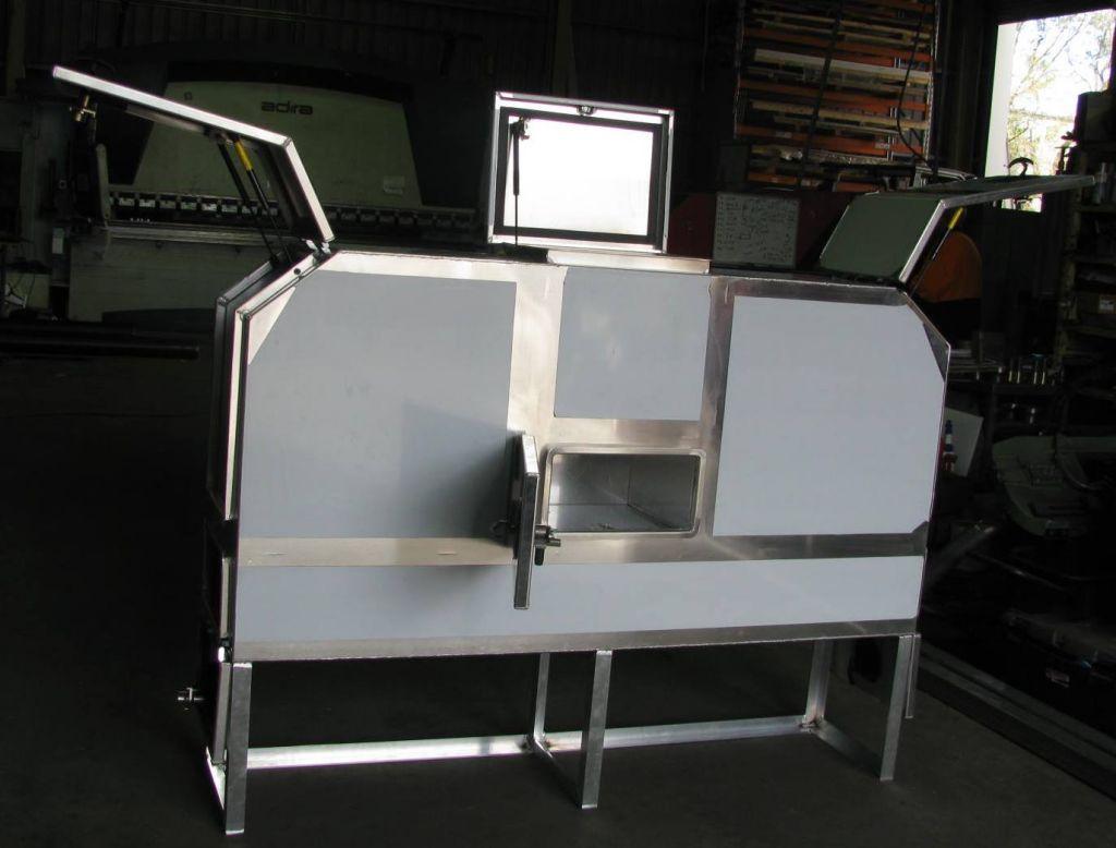 Multi purpose toolbox - Newcastle Sheet Metal Fabrication - Attwoods Sheetmetal