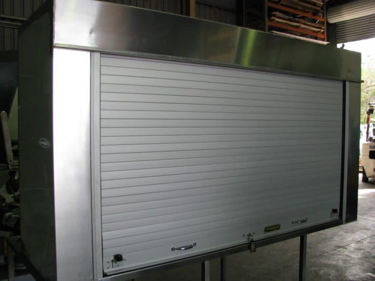 Rollerdoor toolbox