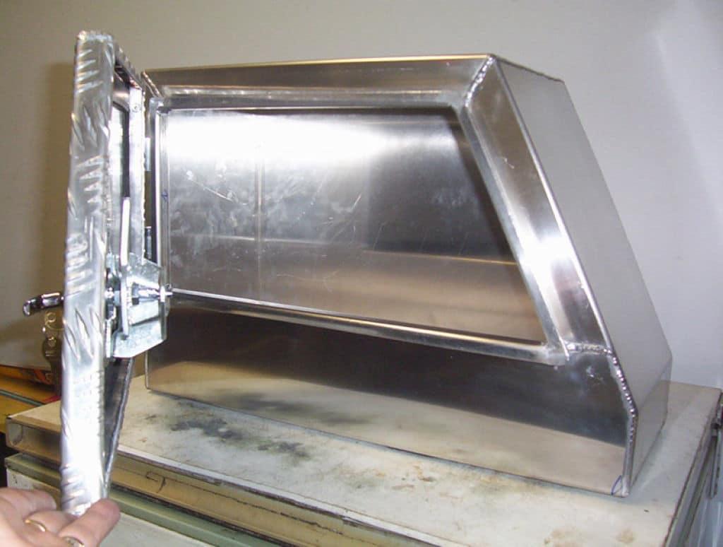 Toolbox Newcastle Sheet Metal Fabrication - Attwoods Sheetmetal