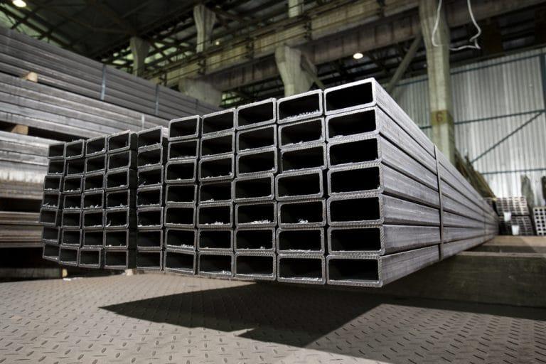 Structural Steel Beam - Newcastle Sheet Metal Fabrication - Attwoods Sheetmetal