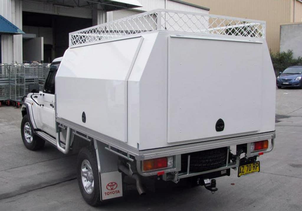 Service Bodies - Attwoods Sheetmetal Fabrication Newcastle