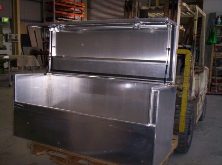 Tool chest - Newcastle Sheet Metal Fabrication - Attwoods Sheetmetal