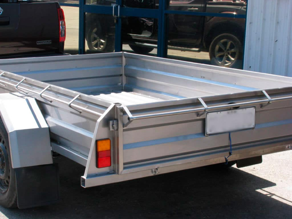Stainless Trailers -
